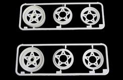 F Parts Wheels Front - 555066