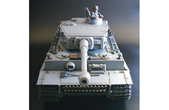 Tamiya 1/16 Tiger 1 Early Tank - 56010