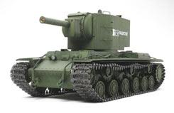 Tamiya Russian Tank KV-2 - 56030