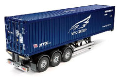 Tamiya NYK 40FT Container Trailer - 56330