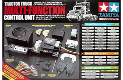 Tractor Truck Multi Function Unit - 56511