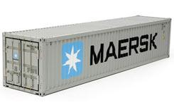Tamiya 40 Foot Maersk Container - 56516