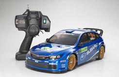 Tamiya 1/10 XB Subaru Imprezza WRC - 57786