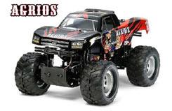 Tamiya Agrios 4X4 Monster Truck - 58549