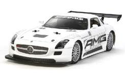 Tamiya 1/10 Mercedes Benz AMG SLS G - 58566