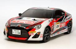 Tamiya 1/10 GAZOO Racing TRD 86 - 58574