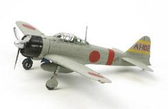 Tamiya 1/72 A6M2B Zero Zeke - 60780