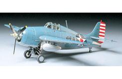 1/48 Grumman Widcat F4F-4 - 61034