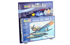 1/72 Arado Ar196 Model Set - 63994