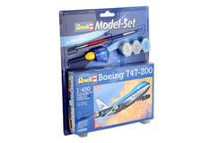 1/450 Model Set Boeing 747 - 63999