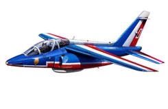 1/144 Alpha Jet Model Set - 64014