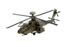 1/144 Ah-64D Longbow Apache Model S - 64046