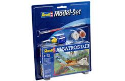1/72 Albatros Model Set - 64062