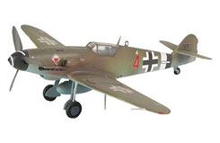 Revell 1/72 Me Bf109 G-10 Model Set - 64160