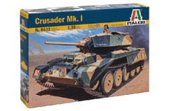 Italeri 1/35 Crusader Mk I - 6432