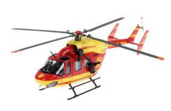 1/72 Eurocopter Medicopter 117 Mode - 64451
