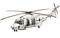 1/72 Nh90 Nfh Marine Model Set - 64651