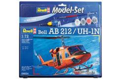 1/72 Bell Ab 212 - 64654