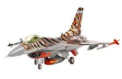 1/72 Tiger Meet F16C Model Set - 64669