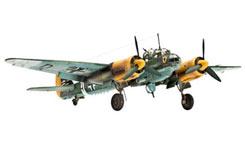 1/72 Model Set Ju88 - 64672