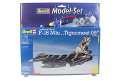 1/72 F16 Tiger Meet Model Set - 64691