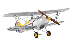 1/72 Hawker Fury Mk1 Model Set - 64693