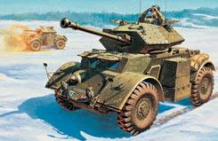 Italeri 1/35 Staghound MK III - 6478