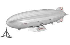 Revell LZ 129 Hindenburg Airship - 64802