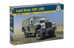 Italeri 1/35 British Land Rover - 6508
