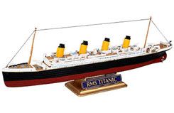 1/1200 Rms Titanic Model Set - 65804