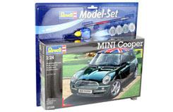 Revell 1/24 Mini Cooper Kit - 67166