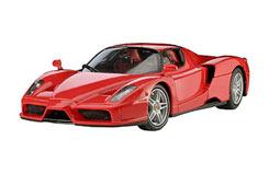 1/24 Enzo Ferrari Model Set - 67309
