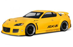 HPI Mazda Rx 8 Body 200mm - 7488