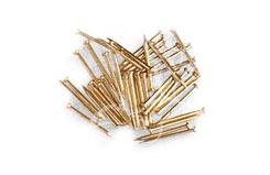 Brass Nails 12Mm Pk250 - 80022