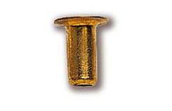 Brass Eyelets 2X3Mm (Pk30) - 80039