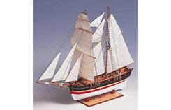 St.Helena Schooner Brig 1/85 - 80620