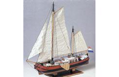 Silhouet - Dutch Cargo Boat - 80831