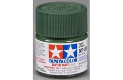 Tamiya XF-26 Deep Green Acrylic - 81726