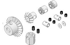 Gear Set Tiny-S Servo - 893291
