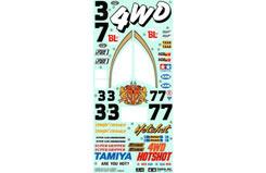 Tamiya Hotshot Decal Sheet - 9495516