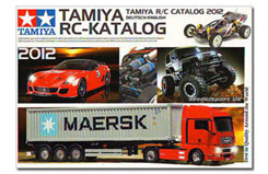 Tamiya 2012 R/C Catalogue - 992011
