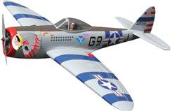 Black Horse P-47 Thunderbolt ARTF - a-bh033a