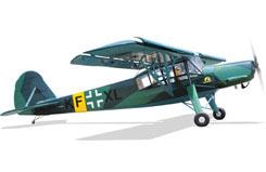 Bh Fieseler Storch Artf - a-bh099