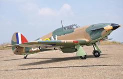 B.Horse Hawker Hurricane I Artf - a-bh108