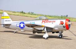 Black Horse P-47D Thunderbolt 33cc - a-bh117
