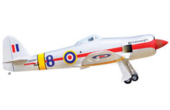 Black Horse Sea Fury EP ARTF - a-bh126