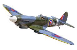 Black Horse Spitfire IX ARTF - a-bh136