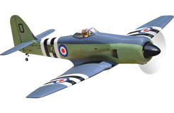Black Horse Sea Fury - 46 ARTF - a-bh148