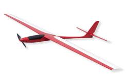 Flyfly Free Bird Ep Artf Glider - a-ffb007e