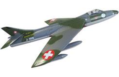 Flyfly Hawker Hunter Ep Df Swiss - a-ffd013